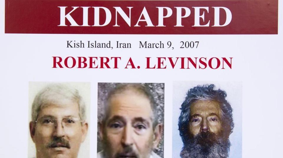 US formally blames Iran for abduction, death of ex-FBI agent Robert Levinson