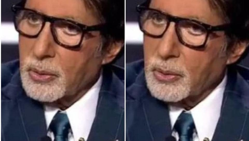 Amitabh Bachchan proudly reveals off his customized cufflinks carrying grandson Agastya's identify, says he misses him dearly – television
