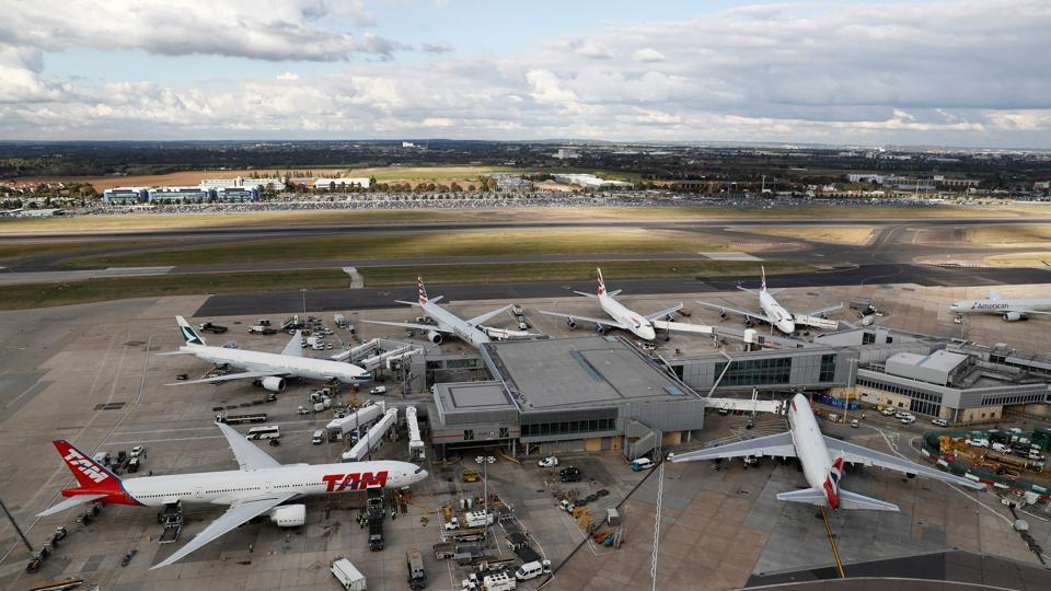 Britain's biggest airport Heathrow to get a third runway, rules Supreme Court
