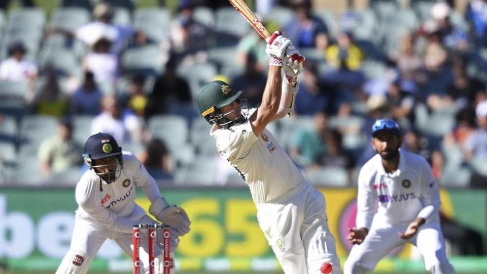 India vs Australia 1st Test, Day 3 Highlights: Burns' fifty hands 8-wicket  win to Australia - cricket - Hindustan Times