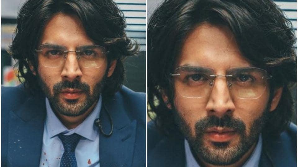 धमाका: कार्तिक आर्यन ने नीरजा के निर्देशक की अगली फिल्म – बॉलीवुड से अर्जुन पाठक का पहला लुक शेयर किया