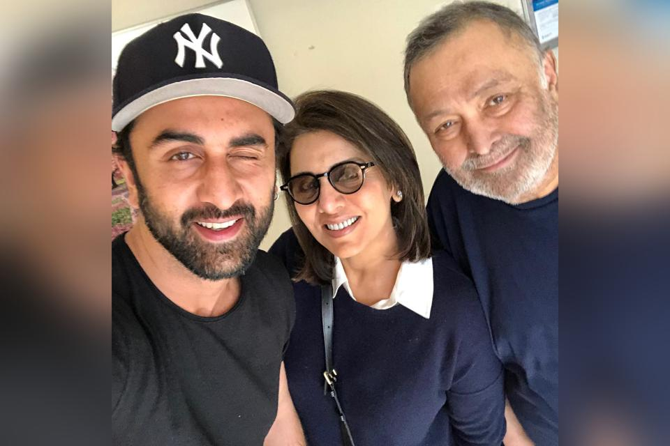 Ranbir Kapoor on father Rishi Kapoor's death: 'I am still, in some ways, dealing with that'