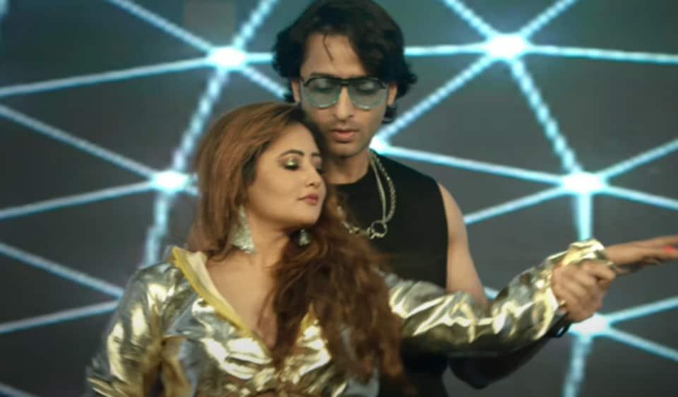 Ab Kya Jaan Legi Meri: Shaheer Sheikh and Rashami Desai come together for song on demanding girlfriends – music – Hindustan Times