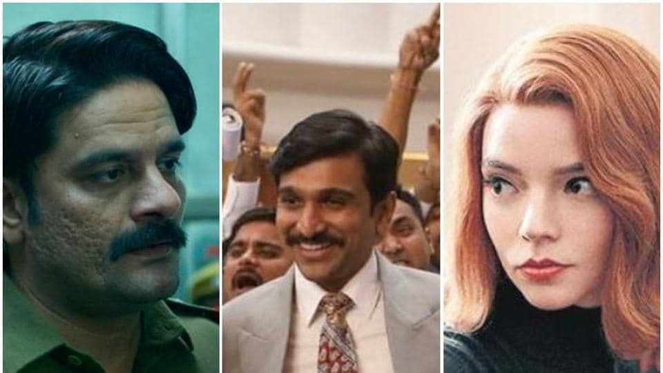 From Paatal Lok to The Queen's Gambit, the top 10 TV shows of 2020