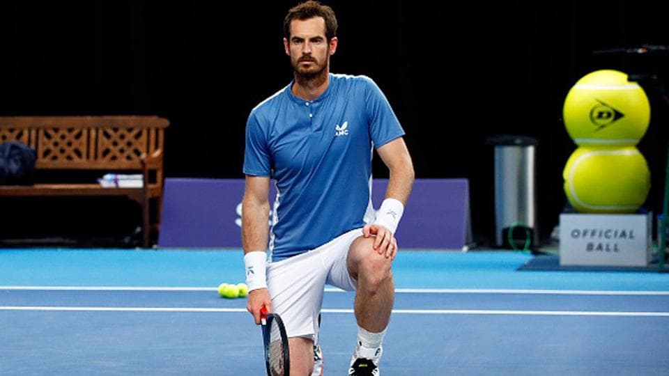 Andy Murray awarded wildcard for Australian Open