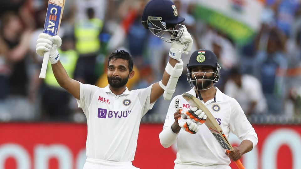 India vs Australia Highlights, 2nd Test, Day 2: Rahane's century takes  India's lead over Australia to 82 runs - cricket - Hindustan Times