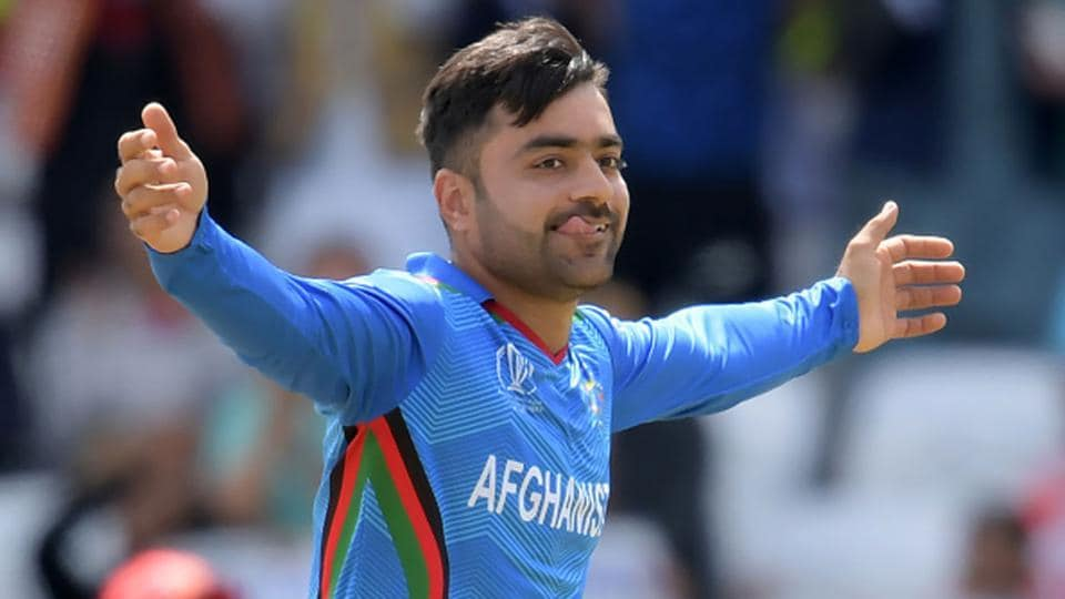 Special feat for an Afghan player: Rashid Khan after winning ICC T20I Cricketer of Decade award - Hindustan Times
