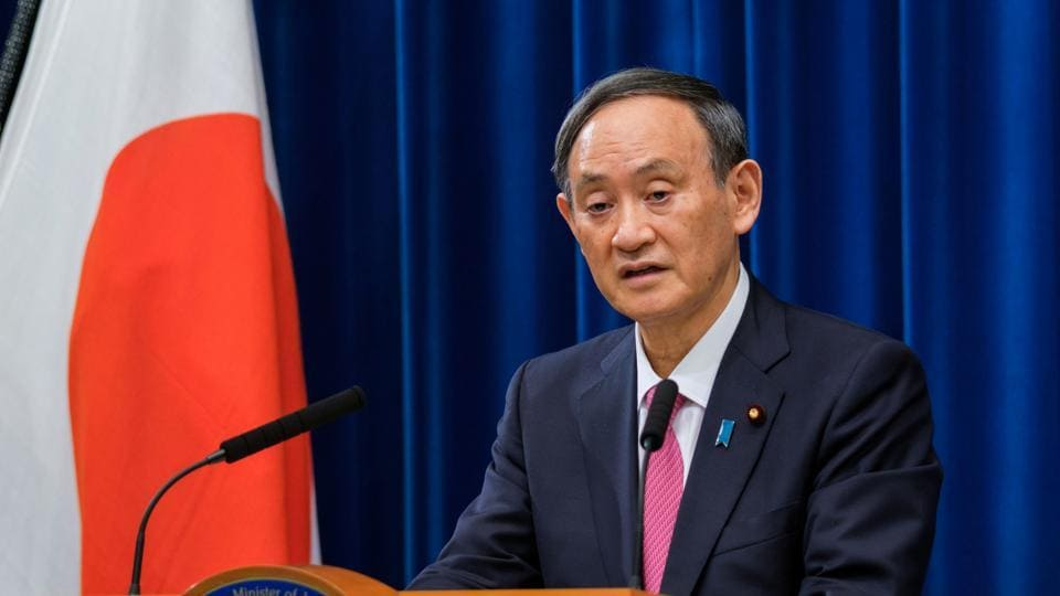 Japanese Prime Minister Yoshihide Suga on Monday asked his ministers to remain ready to implement measures to prevent the further spread of coronavirus infections