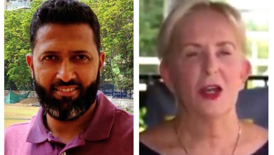 Wasim Jaffer's response to Queensland's Shadow Health Minister Ros Bates for her 'don't come' jibe to Team India leaves Twitter users in splits