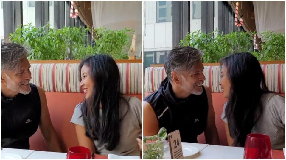 Ankita Konwar shared loved-up post with Milind Soman