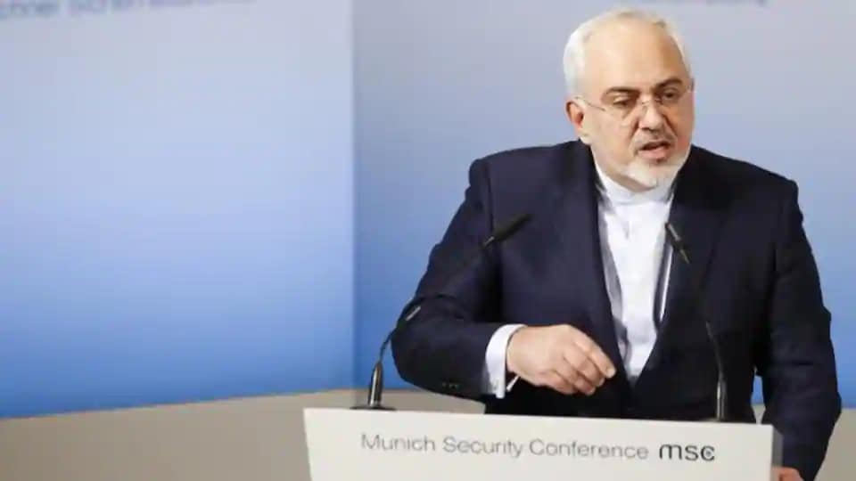 """Be careful of a trap, @realDonaldTrump. Any fireworks will backfire badly,"" Iran's foreign minister Mohammad Javad Zarif wrote."