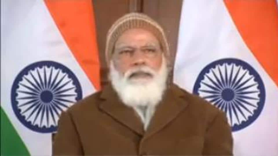 Prime Minister Narendra Modi inaugurated the Kochi-Mangaluru natural gas pipeline through video conferencing.
