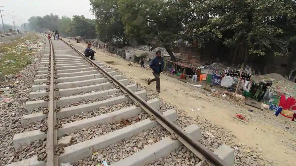 A resident of Hathorha village under Roza police station, the man had allegedly laid himself down on the tracks with the intention of killing himself, police said.