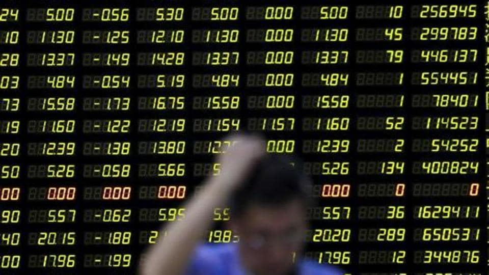 China stock index set to exceed 2015 bubble peak for very first time