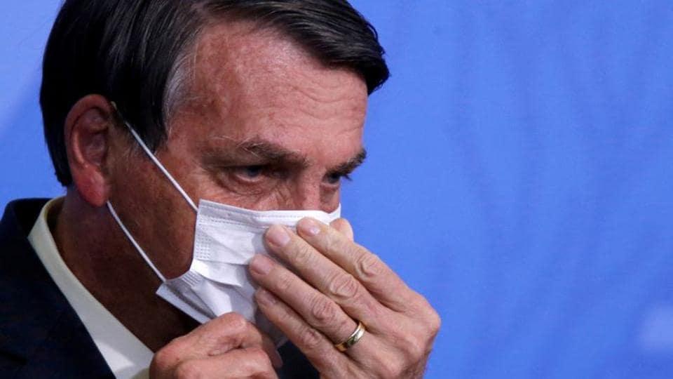 Jair Bolsonaro blasts Brazil's syringe makers over skyrocketing costs