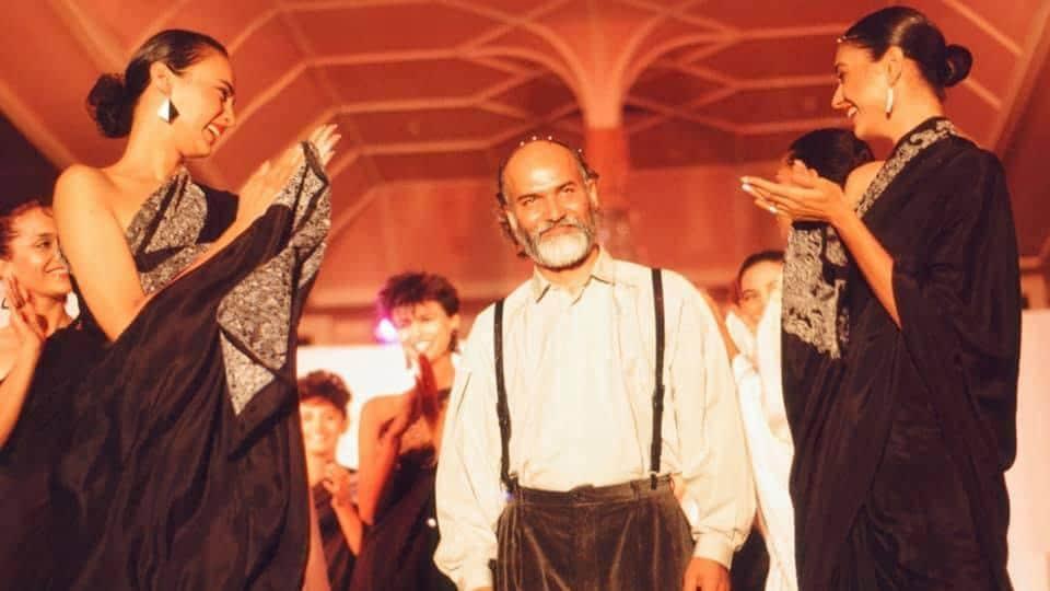 Kangana Ranaut, Masaba Gupta, other celebrities pay tribute to veteran fashion designer Satya Paul after his passing in Coimbatore