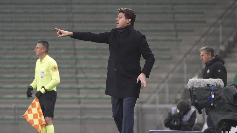 PSG draws in Pochettino's first game; leader Lyon wins 3-2