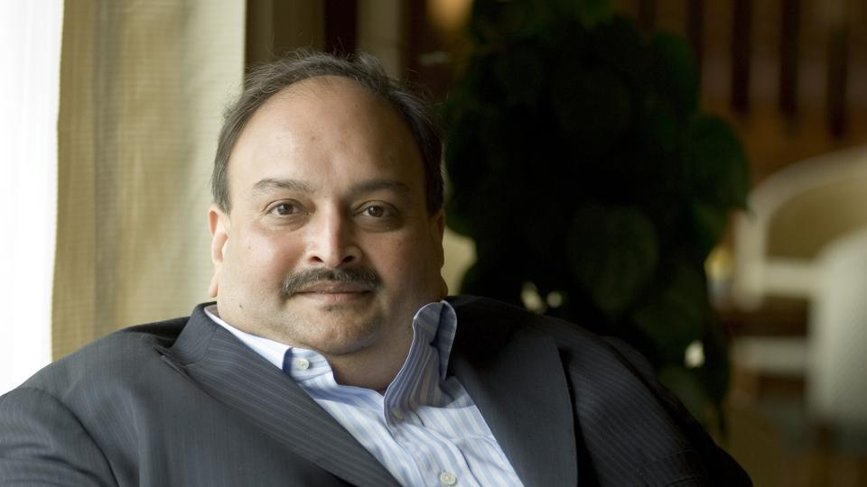 Mehul Choksi, MD , Gitanjali Group is currently in Antigua.