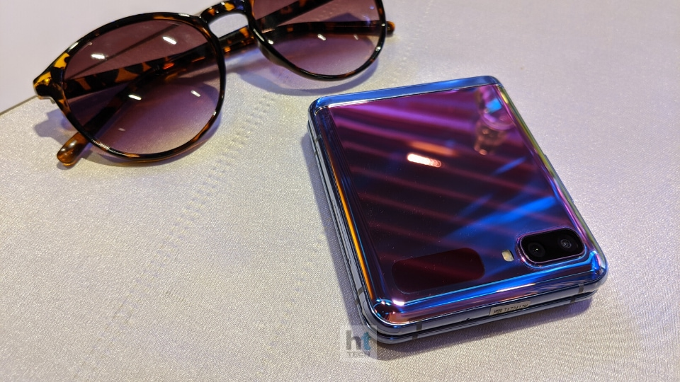 The Galaxy Z Flip is the second foldable smartphone from Samsung and follows the Galaxy Fold that was launched last year.