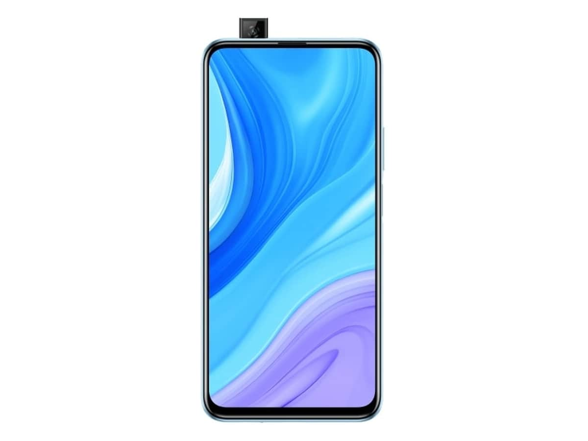 Huawei's new phone is available in these colour options: Breathing Crystal, Phantom Purple, and Midnight Black