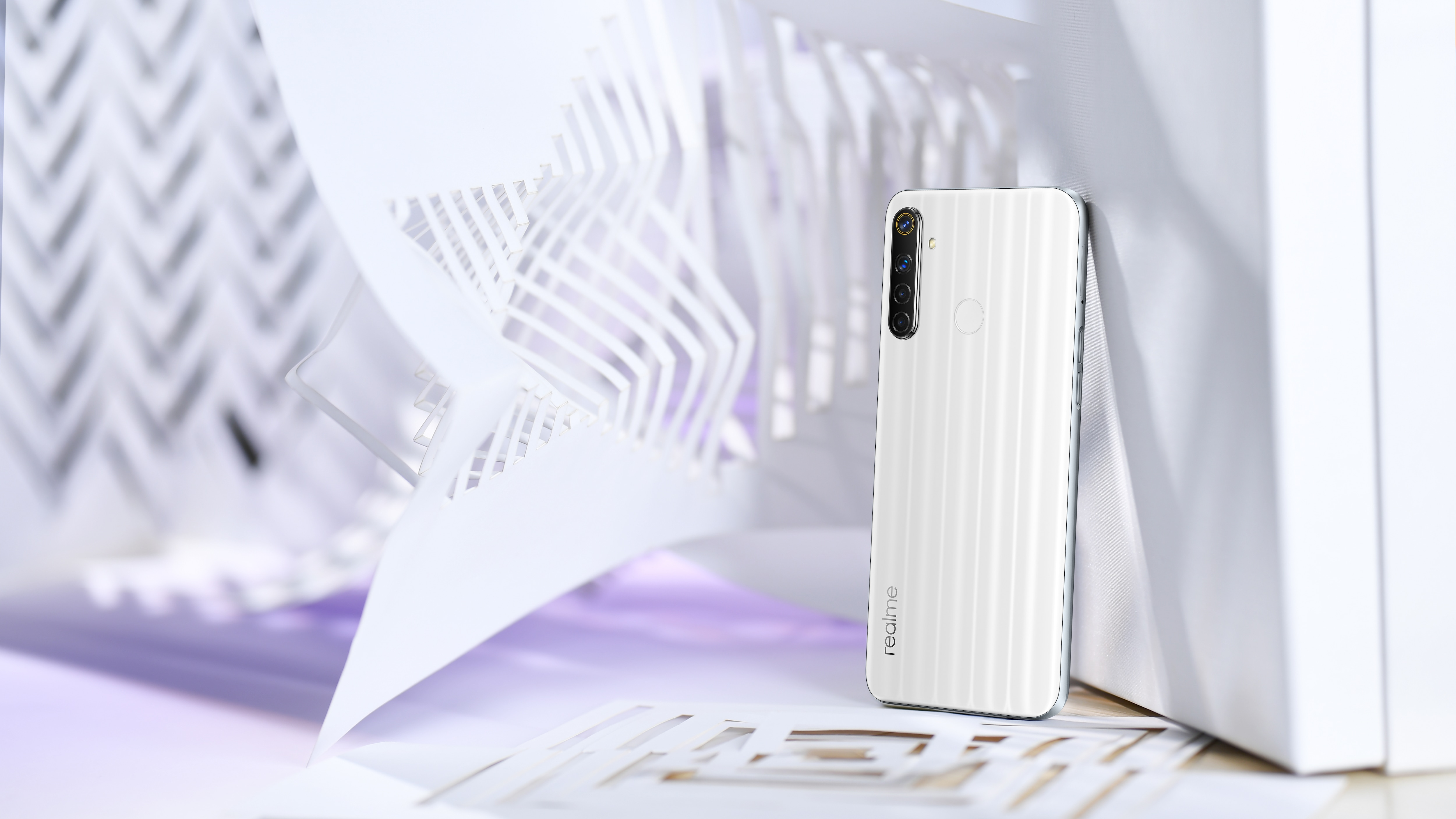 The Realme Narzo 10 is powered by the MediaTek Helio G80 octa-core processor that is coupled with 4GB of RAM and 128GB of storage space. It runs on Android 10 based Realme UI.