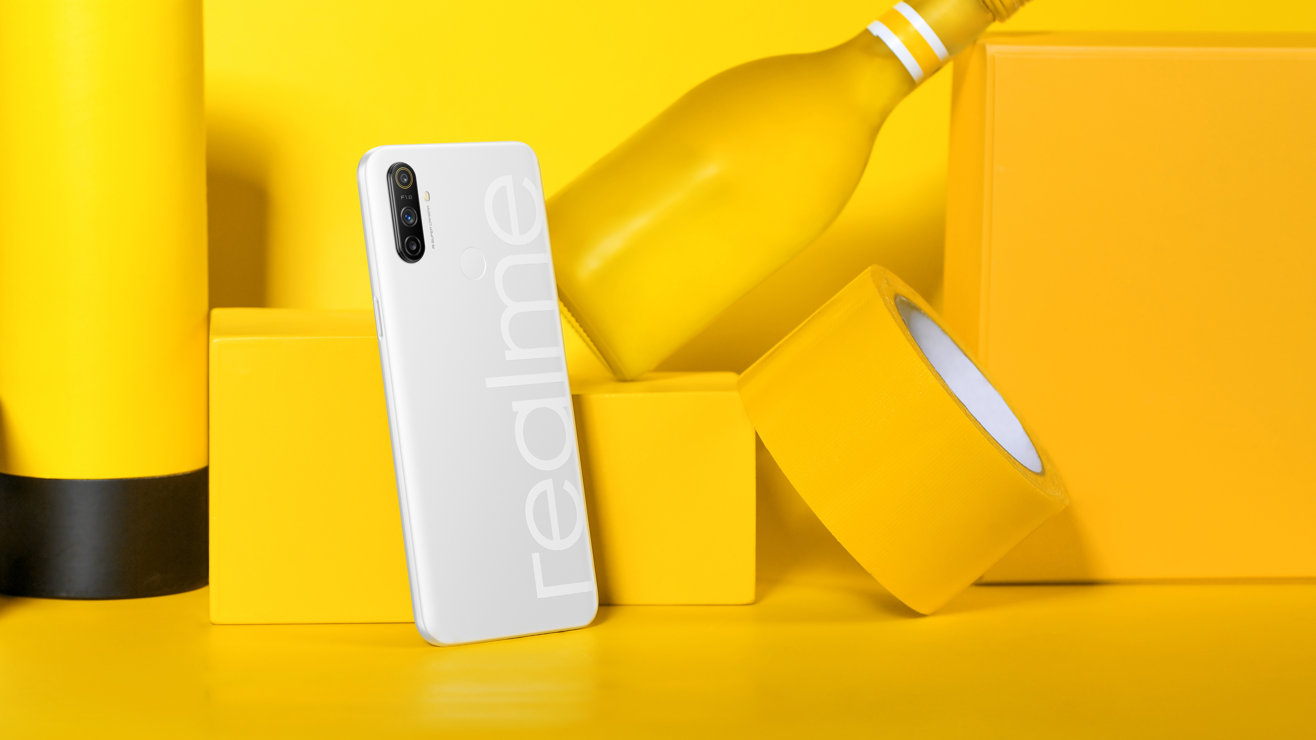 The Realme Narzo 10A is backed by a 5,000mAh battery and it will be available in So White and So Blue colour variants.