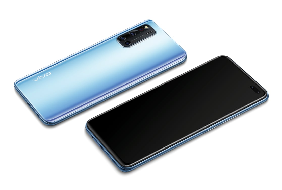 Vivo V19 packs 8GB of RAM with two storage options of 128GB and 256GB.