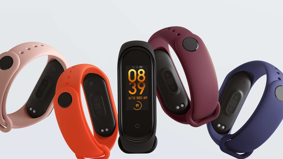 The Mi Band 5 has been certified in Taiwan and was spotted on the Taiwanese regulatory certification database NCC.
