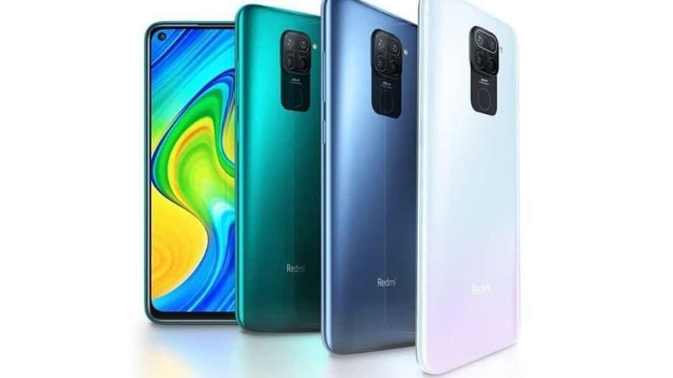Xiaomi Redmi Note 9 comes with quad rear camera setup.