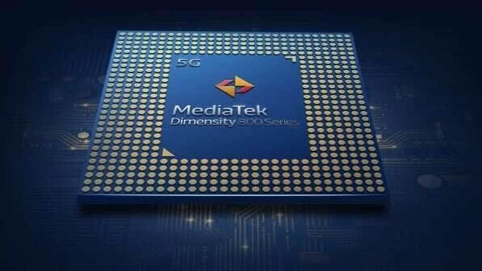 MediaTek Introduces Dimensity 820 SoC