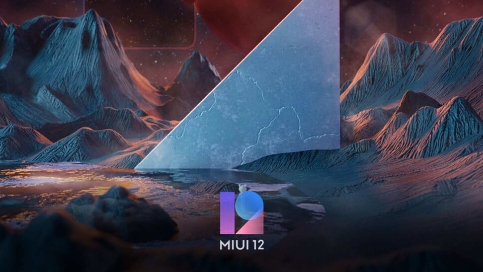Xiaomi MIUI 12 is based on the latest Android 10.