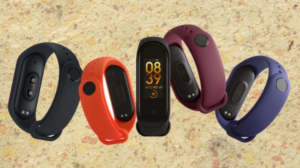 Xiaomi Mi Band 5 is expected to feature a bigger display than the Mi Band 4.