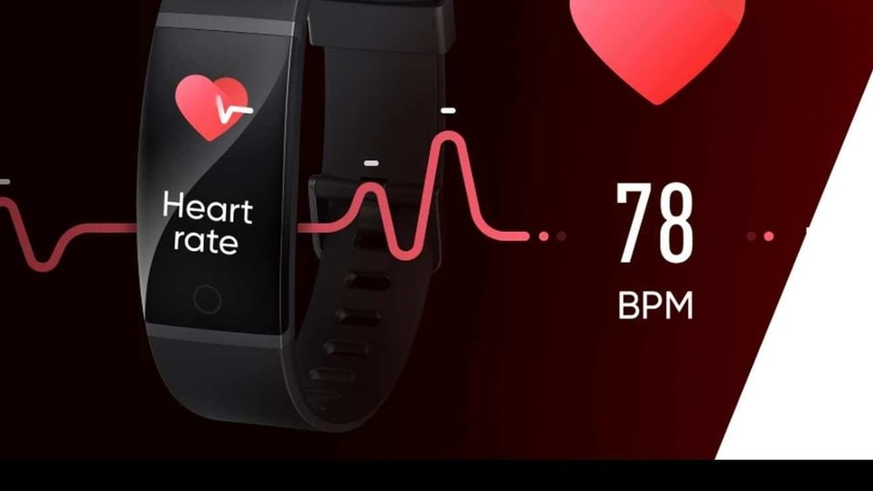 Realme Band is now available