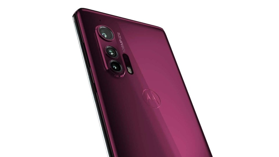 Motorola One Fusion+ will be the second phone after the flagship Edge+.