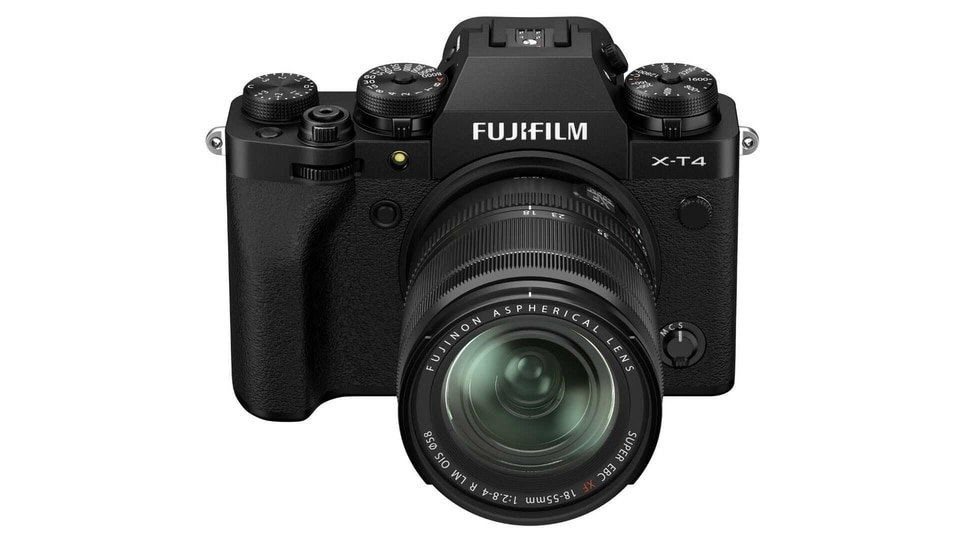 The Fujifilm X-T4 is the first model in the X-T Series to feature in-body image stabilisation (IBIS).
