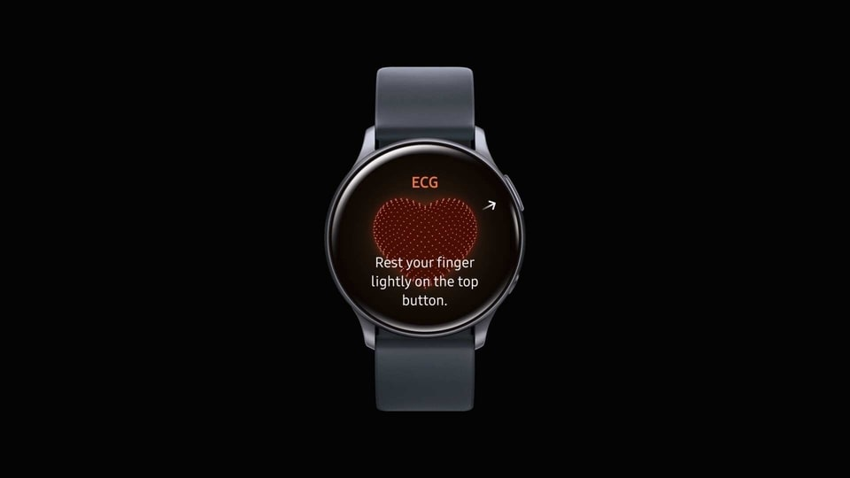 Samsung Galaxy Watch Active2 cleared for ECGs by South Korea regulator