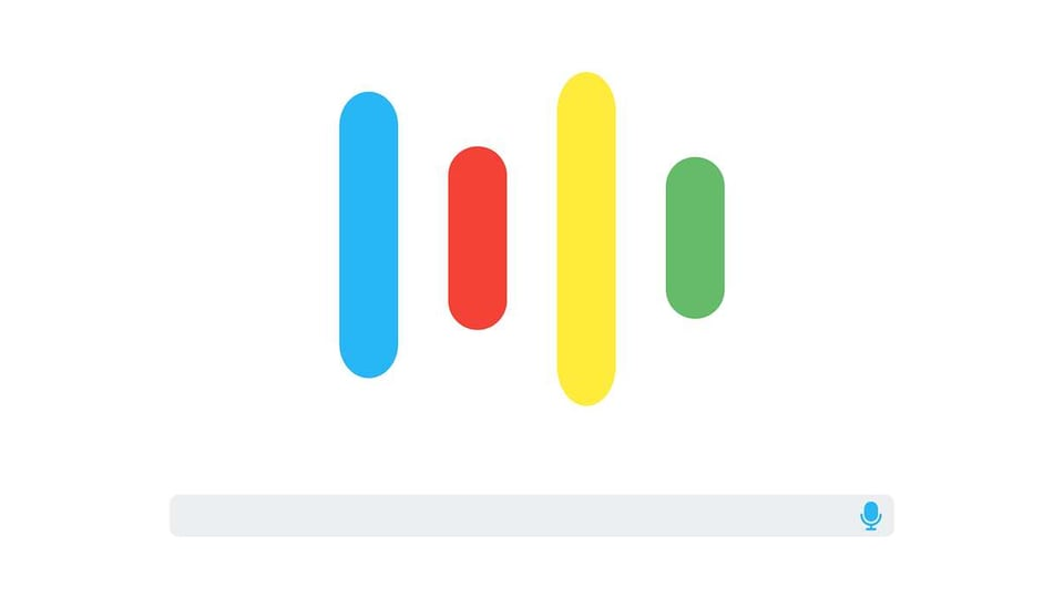 Google is using its voice match technology for this feature.