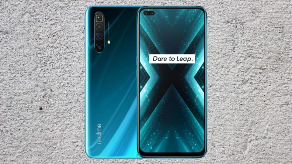Realme X3 SuperZoom comes in two colour options of blue and white.