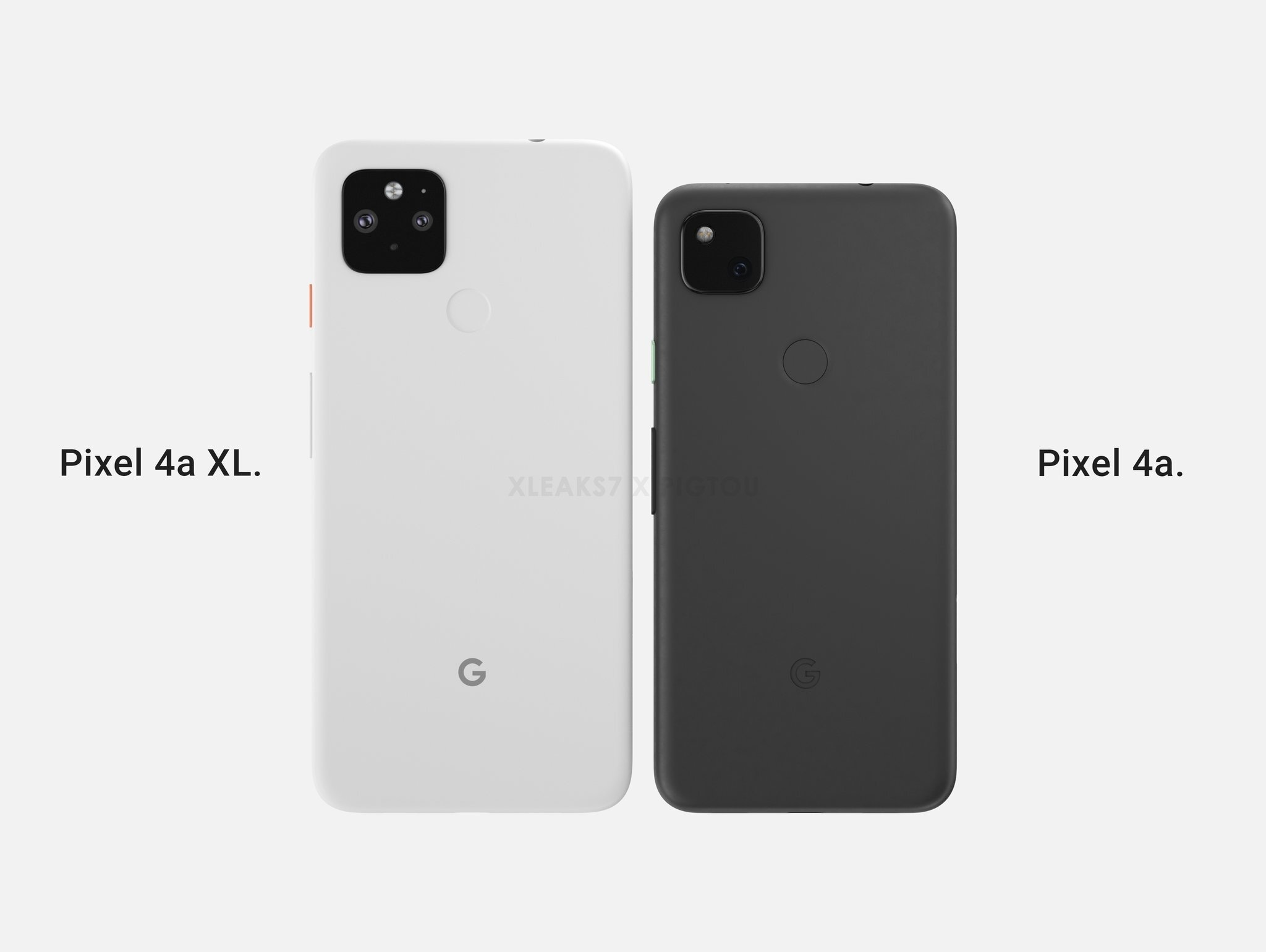 Cancelled Pixel 4a XL and upcoming Pixel 4a