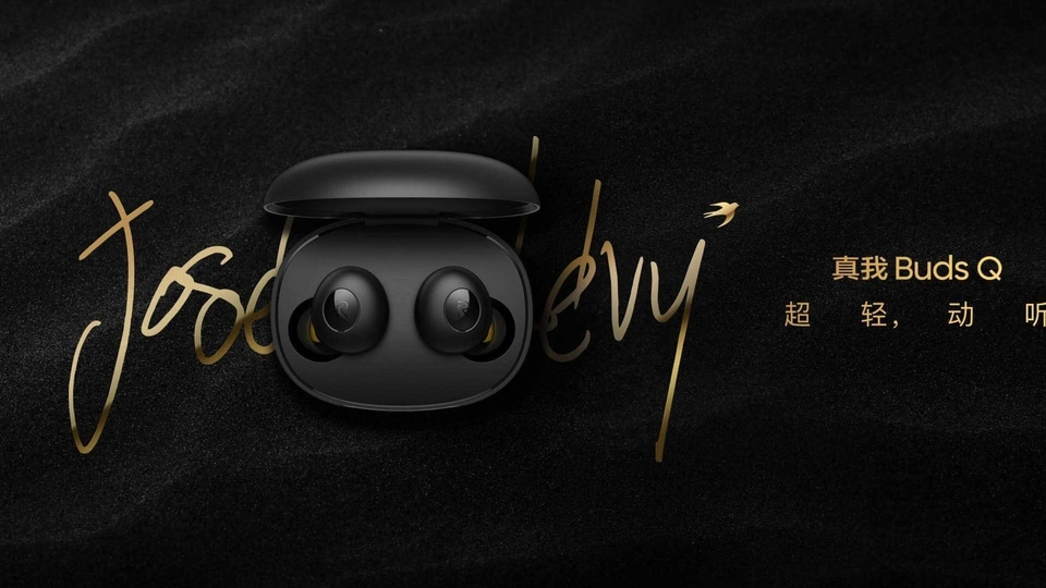 Realme Buds Q True Wireless Earbuds coming to India soon
