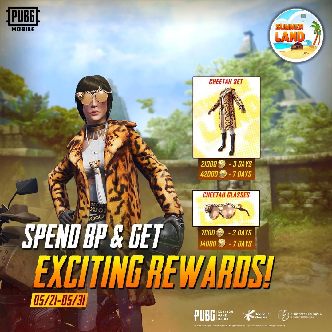 You have a chance to win this set on PUBG Mobile with just Battle Points