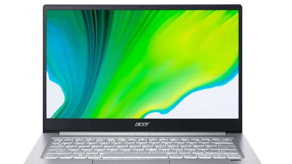 The Acer Swift 3 is available in Silver colour variant.