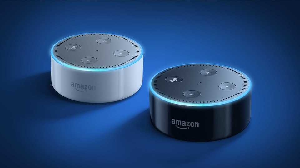 This drop in feature lets you turn all your Alexa-powered speakers into intercom systems