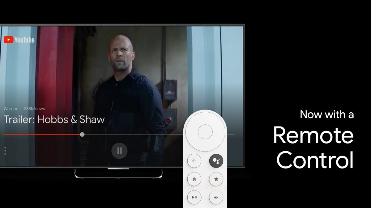 A look at six buttons on the new remote
