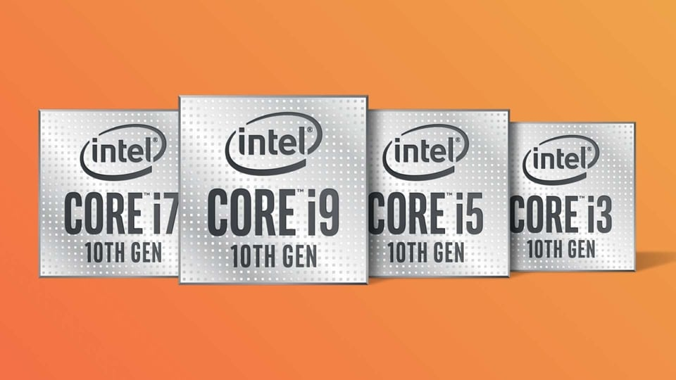 Intel 10th-gen processors