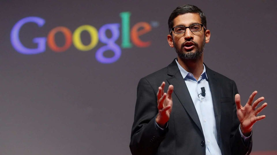 "Particularly to those pursuing a career in technology, Pichai's advice was - ""be impatient""."