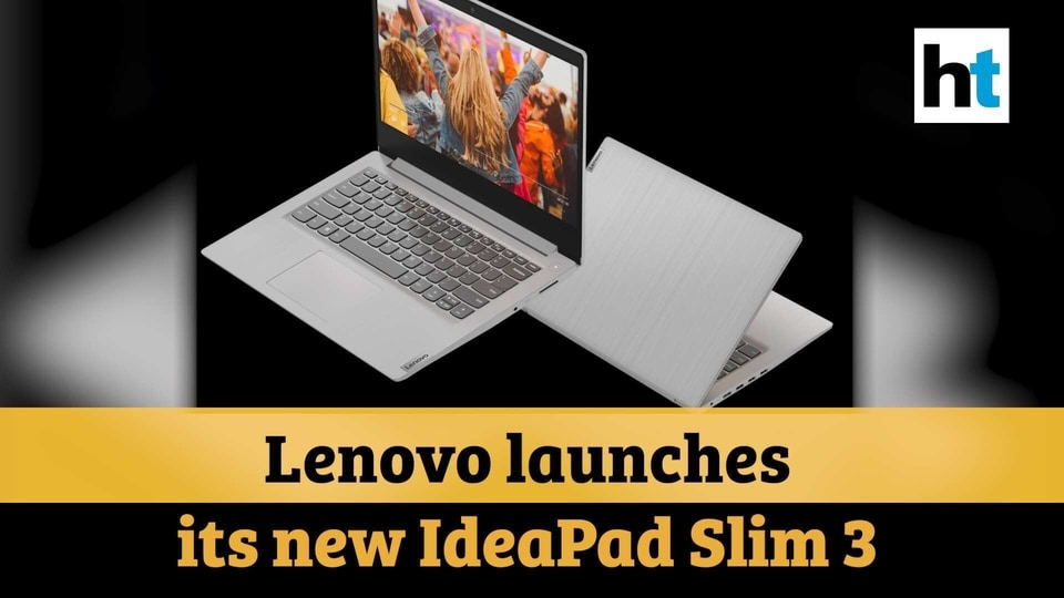 Lenovo launched its new IdeaPad Slim 3 in two sizes - 14 inches and 15 inches.