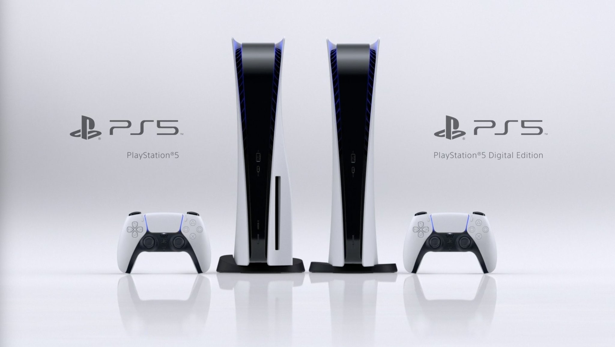 Sony unveiled its PlayStation 5 and PlayStation 5 Digital Edition gaming consoles on June 11, 2020.