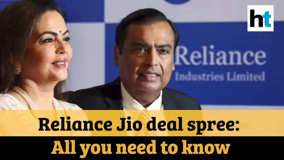 All you need to know about recent investements in Jio Platforms.