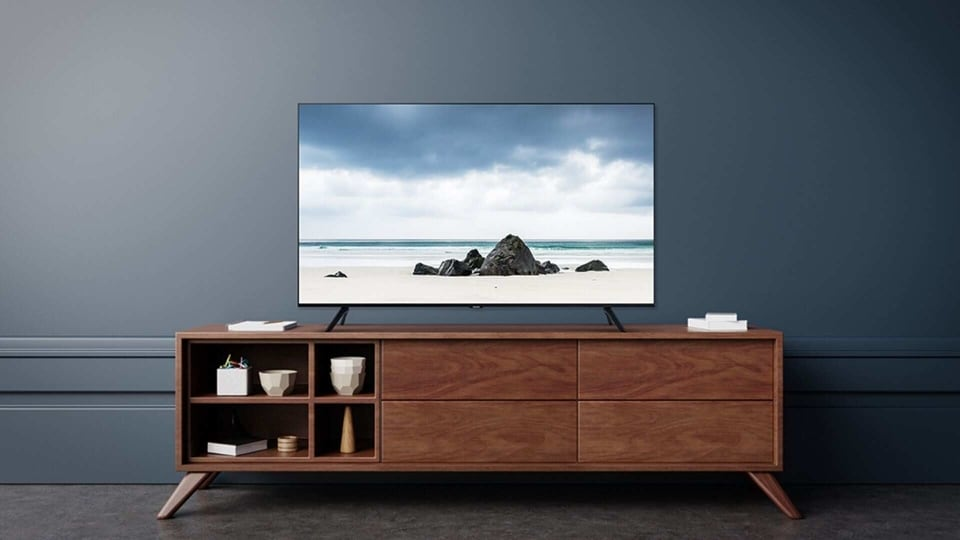 Samsung's new smart TVs will be online-exclusive.
